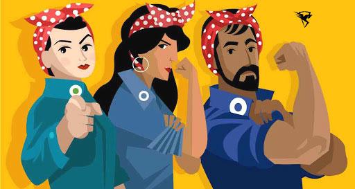 خودرو برقی و برابری جنسیتی