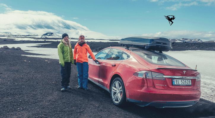 خودرو برقی در فنلاند